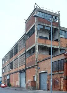 fig 2.14. B.S.A works Birmingham